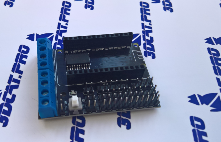 NodeMCU Motor Shield L293D Ставрополе